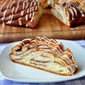Cinnamon Roll Couronne