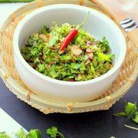 Kerabu Kacang Botol (Asian Style Winged Beans Salad)