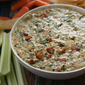 Game Day Dipping w/ Cheesy Spinach and Bacon Dip!