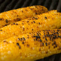 Barbecued Corn on the Cob