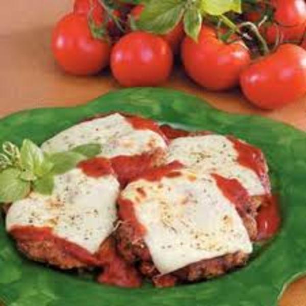 Cube Steak Parmigiana Recipe By Robyn Cookeatshare