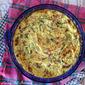 Lightened Up - Crustless Cottage Cheese Quiche
