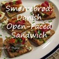 Smørrebrød: A Danish Open-Faced Sandwich