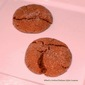 Curt's Peanut Butter Molasses Cookie Recipe