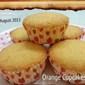 Orange Cranberry Cupcakes