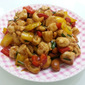 Cashew Chicken with Capsicum