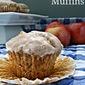 Apple Fritter Muffins- Secret Recipe Club