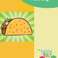 Mushroom Tacos for Taco Tuesday @TheTableSet