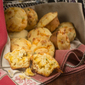 Bacon, Cheddar and Chive Mini-Muffins