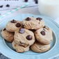 Easy Chocolate Chip Bisquick Cookies