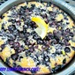 Blueberry Lemon Crunch Cake