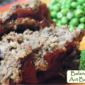 Wok's For Dinner: Slow Cooker Venison Meatloaf (Quick & Easy Version!)