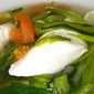 Tinolang Isda (Saute Fish in a Soup)