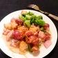 Healthified Ham and Potato Hotdish