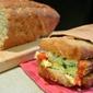 Sweet Chicken Sausage and Egg Sandwich