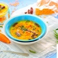 Masoor Dal Carrot Sambar (Indian Dal Curry)