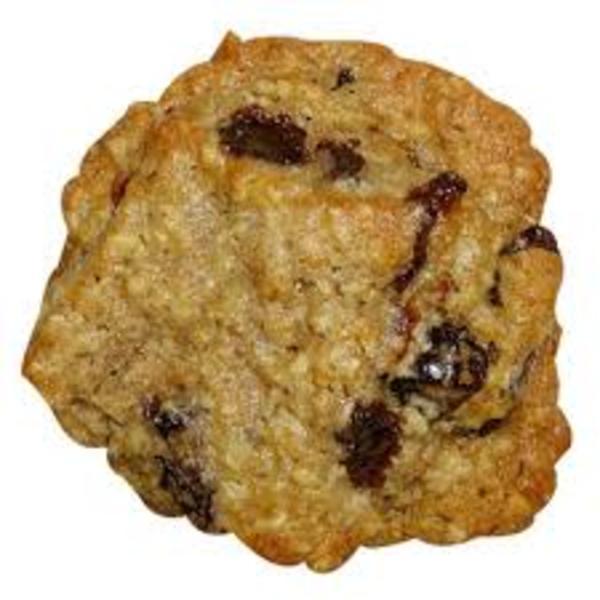Chewy Oat Breakfast Cookies