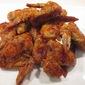 Maple Sriracha Chicken Wings