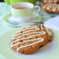 Molasses Raisin Biscuit Cookies