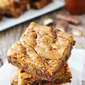 Twix Caramel Cookie Bars