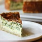 Classic French Quiche with Spinach and Leeks
