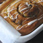 Sweet Rolls with Cardamom & Orange Glaze