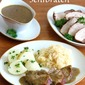 Traditional German Senfbraten (Mustard Gravy Pork Roast)