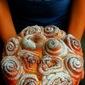 Eggless Torta Delle Rose Del Grada/Eggless Italian Rose Cake