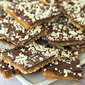 Home Made Almond Roca – Baking for Kate fundraiser