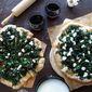 Garlicky Kale Pizza