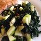 Sesame Apple Kale Salad