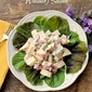 Waldorf Salad With A Twist for Mother's Day