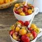 Cherry Tomato Salad | Salad Recipes