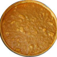 Carmelized Apple Tart with Sherry Crust