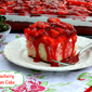 Strawberry Cream Cake {Spring & Summer Berry Dessert}