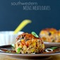 Southwestern Mini Meatloaf Recipe