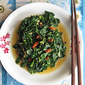 Kale with Gojiberries 枸杞羽衣甘蓝