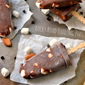 Rocky Road Pudding Pops