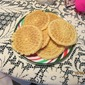 Pizzelle, Anise Flavor