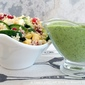 Recipe For Cous Cous Salad With A Lime And Coriander Dressing