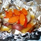 Pork Chop & Vegetable Foil Packet Dinners for Grilling & Cookouts