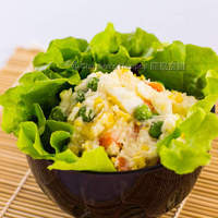 Japanese Egg and Mashed Potato Salad