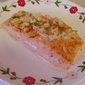 Creamy Onion-Garlic Salmon