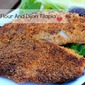Almond Dijon Coated Tilapia (Video)