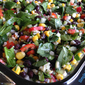 Winning Potluck Recipe: Leafy Green Black Bean Salad