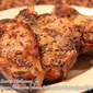 Cumin and Cider Grilled Pork Chops