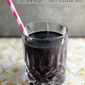 Cherry-Vanilla Power Smoothie + Vitamix Giveaway