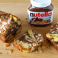 How to Make Nutella Swirl Cream Cheese Pound Cake (Marble Chocolate Cake) - Video Recipe