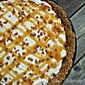 Banana Toffee No Bake Cheesecake