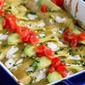 Grilled Vegetable Enchiladas Recipe {Gluten-Free}